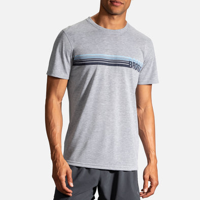 Brooks Distance Graphic Tee Men's