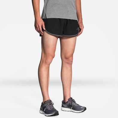 "Brooks Hightail 3"" Split Shorts Men's"