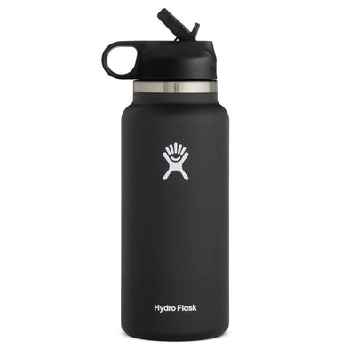 Hydro Flask 32oz Wide Mouth with Straw Lid