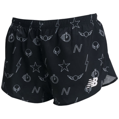 "New Balance Printed 3"" Split Shorts Men's"