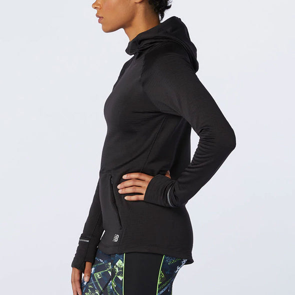 New Balance Heat Grid Hoodie Women's