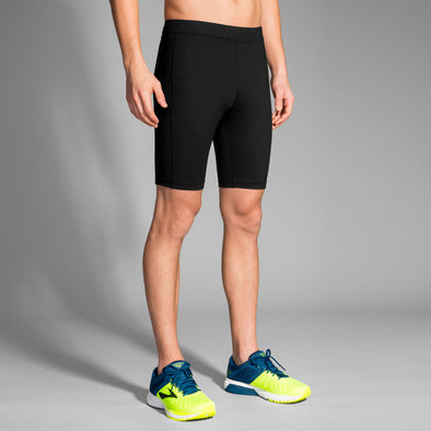 "Brooks Greenlight 9"" Short Tight Men's"