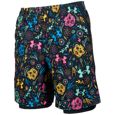 Under Armour Launch Day of the Dead 2-in-1 Shorts Men's