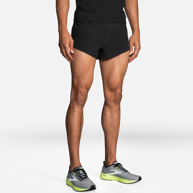 "Brooks Sherpa 3"" Split Shorts Men's"