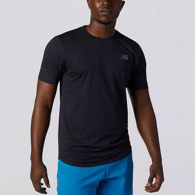 New Balance Q Speed Fuel Short Sleeve Men's