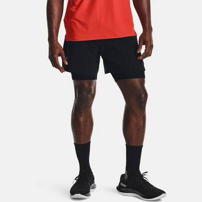 Under Armour Iso-Chill Run 2-in-1 Shorts Men's