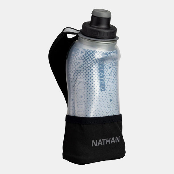 Nathan QuickSqueeze Lite Insulated 12oz Handheld Bottle