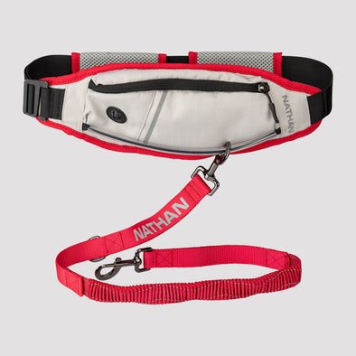 Nathan K9 Runner's Waistpack with Leash