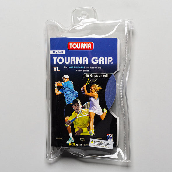 Tourna Grip XL Overgrips 10 Pack
