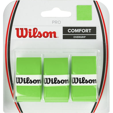 Wilson Pro Overgrip 3 Pack