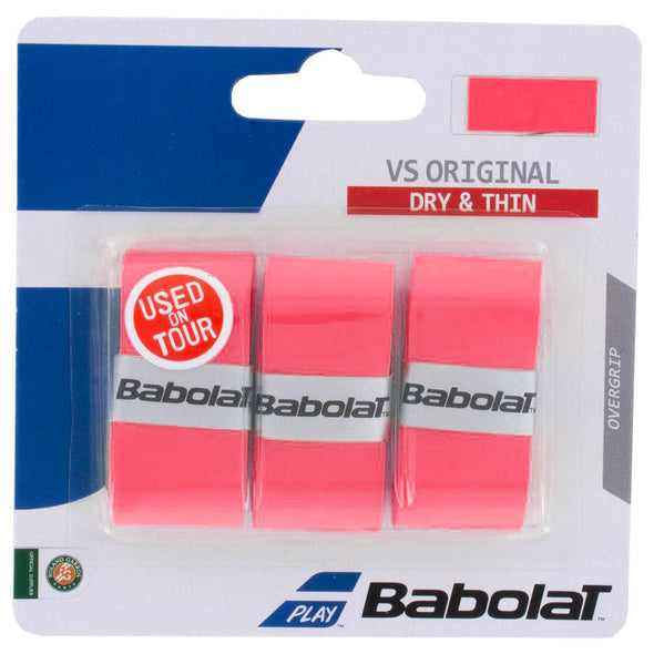 Babolat VS Original Overgrip 3 Pack