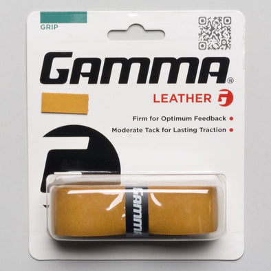 Gamma Leather Replacement Grip