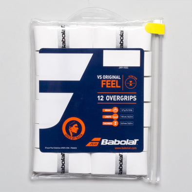 Babolat VS Original Overgrip 12 Pack