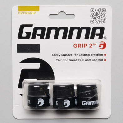 Gamma Grip 2 Overgrip 3 Pack