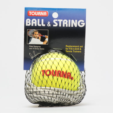 Tourna Fill-N-Drill Replacement Ball