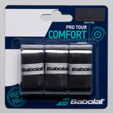 Babolat Pro Tour Overgrip 3 Pack