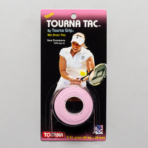 Tourna TAC Overgrips 3 Pack