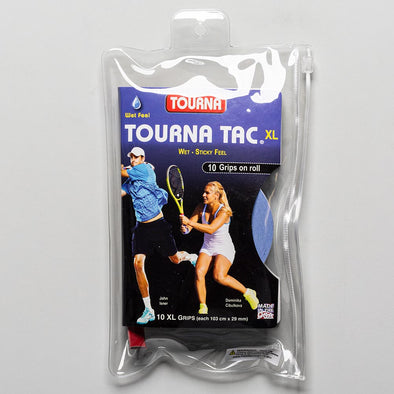Tourna TAC Overgrips 10 Pack