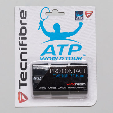 Tecnifibre ATP Pro Contact Overgrip 3 Pack