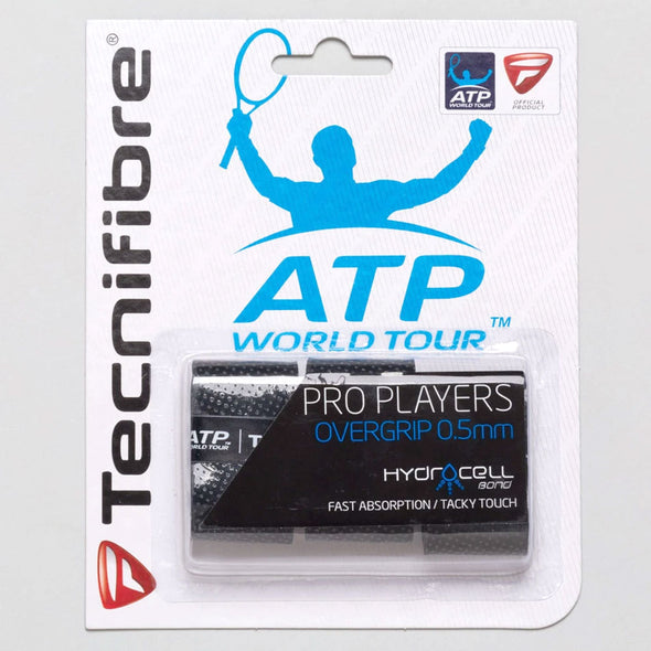 Tecnifibre ATP Pro Players Overgrip 3 Pack