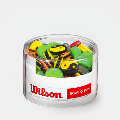 Wilson Bowl O'Fun Vibration Dampeners Bucket of 65
