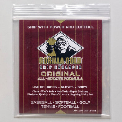 Gorilla Gold Tacky Towel