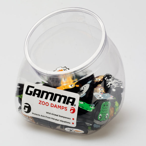 Gamma Zoo Damps Jar of 60