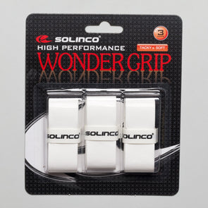Solinco Wonder Overgrips 3 Pack