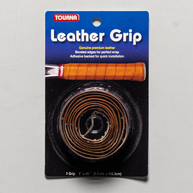 Tourna Leather Grip