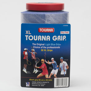 Tourna Grip XL Overgrips 50 Pack