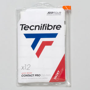 Tecnifibre Pro Contact Overgrips 12 Pack