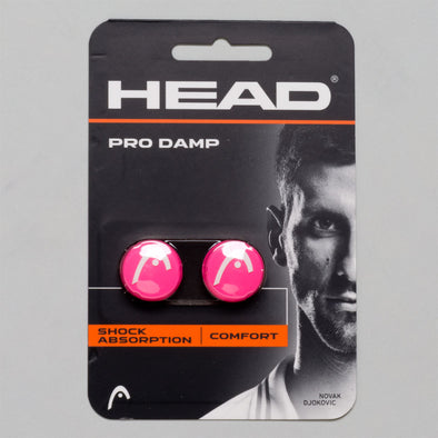 HEAD Pro Damp Pink 2 Pack