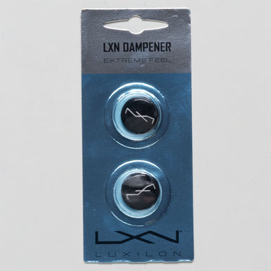 Luxilon LNX Dampener 2 Pack Black