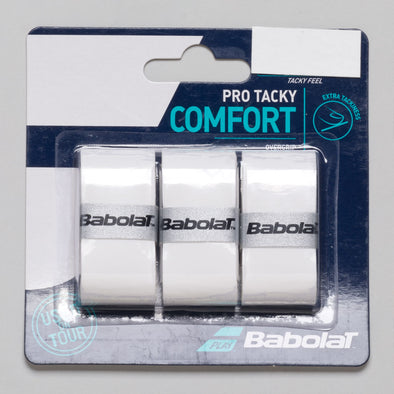 Babolat Pro Tacky Overgrip 3 Pack