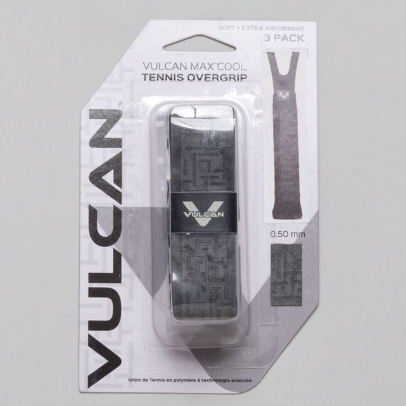 Vulcan Max Cool Overgrip 3 Pack