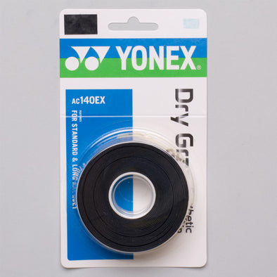 Yonex Dry Grap Overgrip 3 Pack