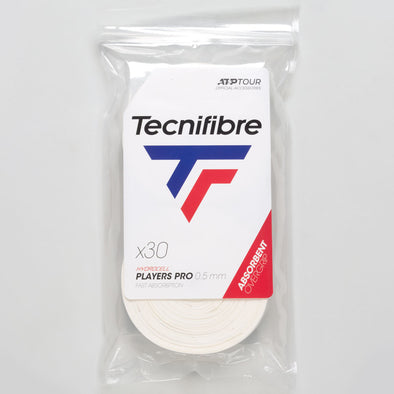 Tecnifibre Pro Players Overgrip 30 Pack