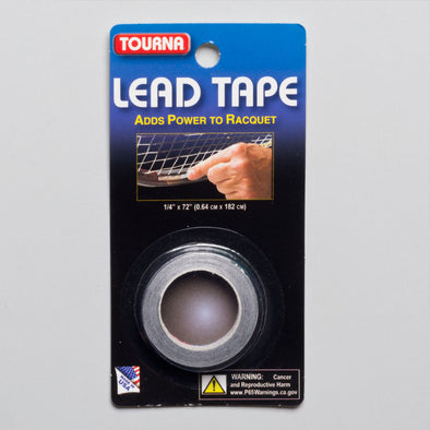 "Tourna Lead Tape 1/4"" x 72"""