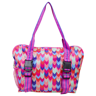 All For Color Dream Weave Yoga Tote