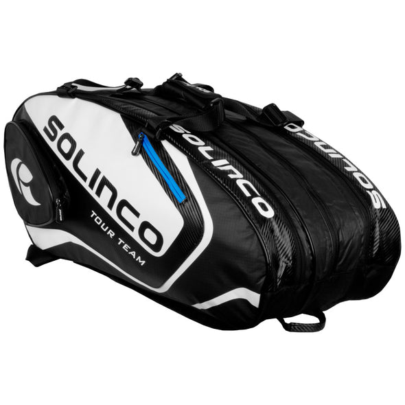 Solinco Tour 15-Pack Racquet Bag Blue