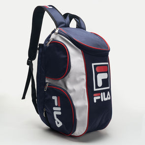 Fila Tennis BackPack Navy/Red/White