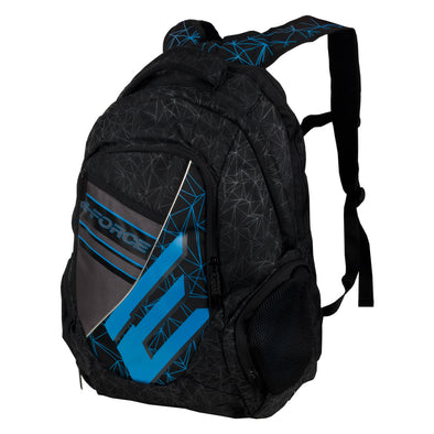 E-Force Back Pack Blue Graphic