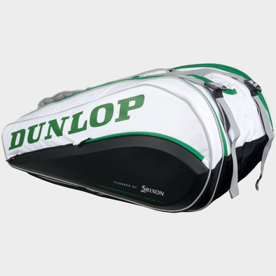 Dunlop CX Performance LE Wimbledon 15 Racquet Bag White