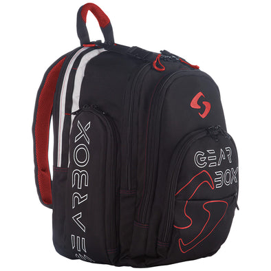 Gearbox Backpack Black/Red