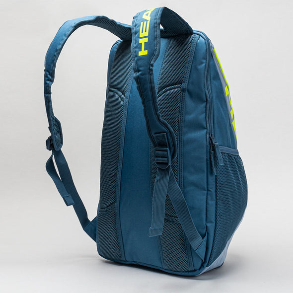HEAD Tour Team Extreme Backpack Gray/Yellow