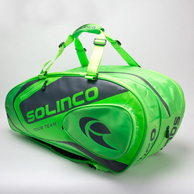 Solinco Tour 15-Pack Neon Green