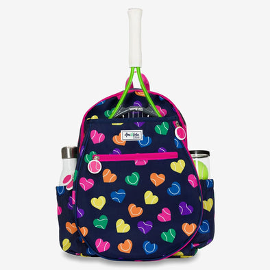 Ame and Lule Big Love Tennis Kids' Backpack