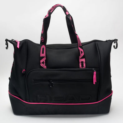 HEAD Coco Court Bag Black/Pink