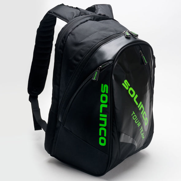 Solinco Tour Backpack Black/Neon Green