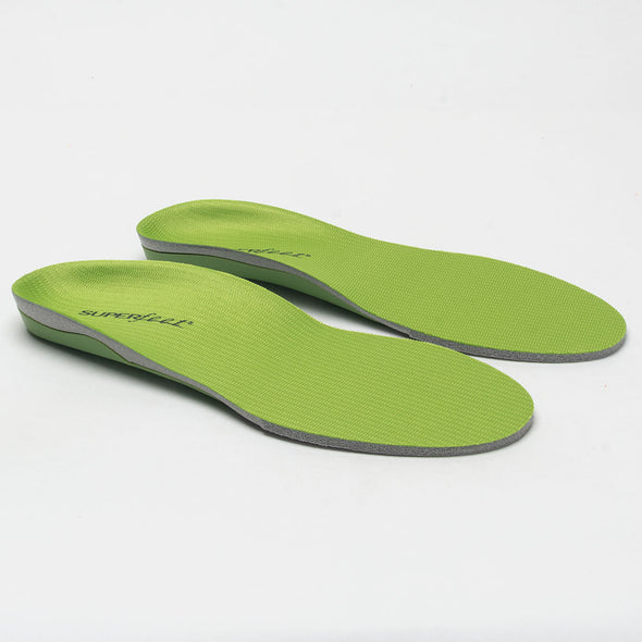 Superfeet Performance Green Wide Insoles